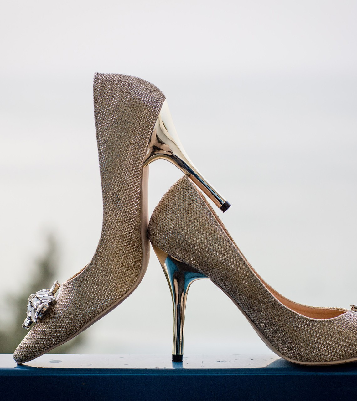 Getting cold feet? Your dream wedding shoes.