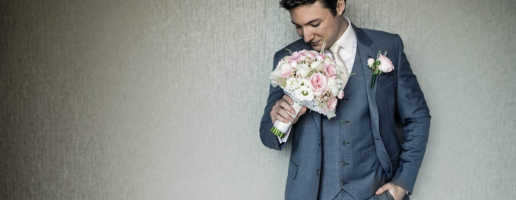 When flowers aren't just for the Bride!