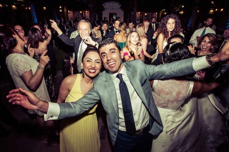 Iranian wedding in Dubai